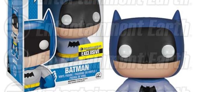 Batman 75th Anniversary Blue Rainbow Batman Pop! Vinyl Figure – Entertainment Earth Exclusive