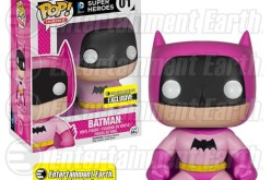 Batman 75th Anniversary Pink Rainbow Batman Pop! Vinyl Figure – Entertainment Earth Exclusive
