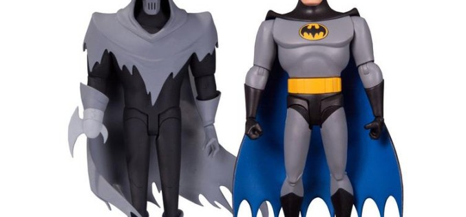 DC Collectibles Batman Mask Of The Phantasm Animated Move Two Pack