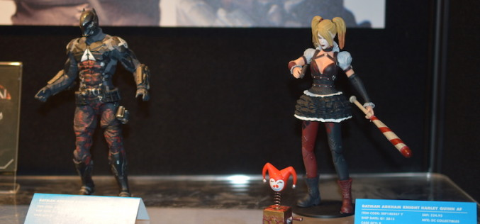NYTF 2015 – DC Collectibles Interview With Jim Fletcher & Video Walkthrough