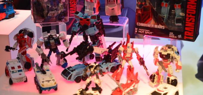 NYTF 2015 – Hasbro Transformers Coverage