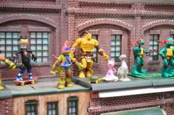 NYTF 2015 – Playmates Toys Teenage Mutant Ninja Turtles Booth Coverage