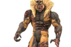 Diamond Select Toys Announces Marvel Select Zombie Sabretooth