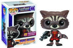 Funko Guardians Of The Galaxy – Ravager Rocket Raccoon PX Previews Exclusive