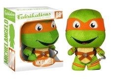 Funko Teenage Mutant Ninja Turtles & Darth Vader Fabrikations Announced