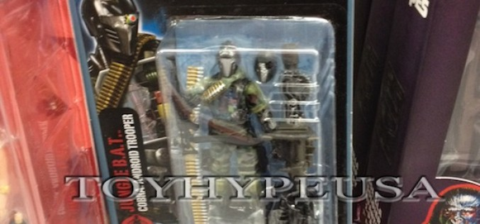 "G.I. Joe The Pursuit Of Cobra 2010 Action Figures Making Its Way Back To Toys ""R"" Us?!"
