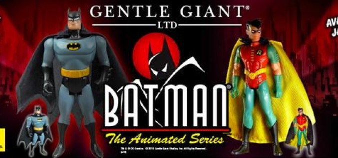 Gentle Giant Announces Batman: The Animated Series 12″ Jumbo Figures