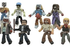"""New Assortment Of The Walking Dead Minimates Coming to Toys """"R"""" Us"""