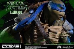 Prime 1 Studio Announces Teenage Mutant Ninja Turtles Leonardo Statue