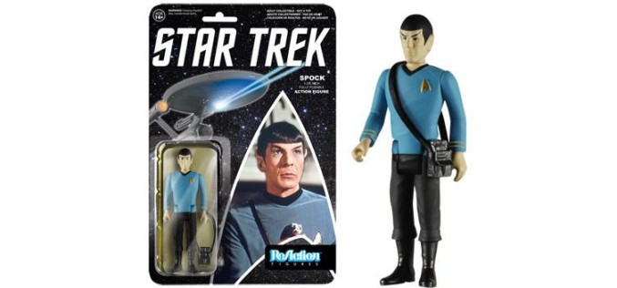 Funko Announces Star Trek: The Original Series 3.75″ ReAction Figures