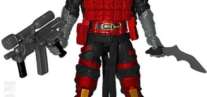 G.I. JoeCon 2015 Iron Grenadiers Paratrooper: Iron Anvil Figure Revealed
