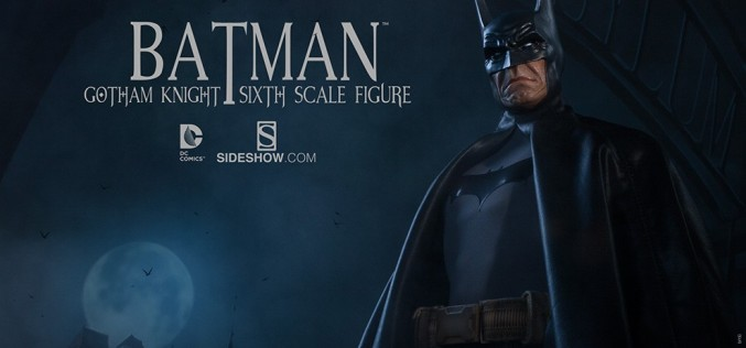 Sideshow Collectibles Batman Gotham Knight Sixth Scale Figure Preview