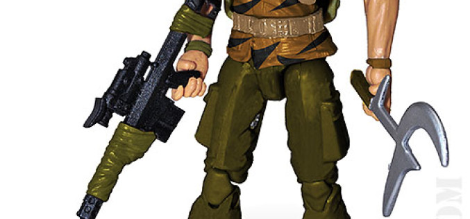 G.I. JoeCon 2015 Tiger Force Designated Marksman: Recondo Figure Revealed