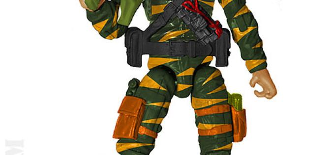 G.I. JoeCon 2015 Tiger Force Demolitions: Wreckage Figure Revealed