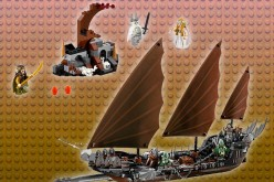 Entertainment Earth Daily Deal –  LEGO Hobbit & Lord Of The Rings 15% Off