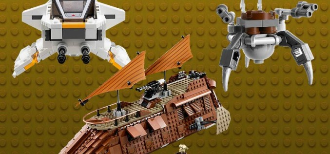 Entertainment Earth Daily Deal – LEGO Star Wars Sets 15% Off