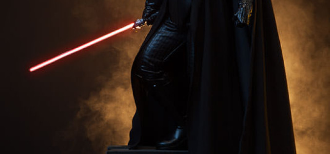 Star Wars Darth Vader – Lord Of The Sith Premium Format Figure Pre-Order