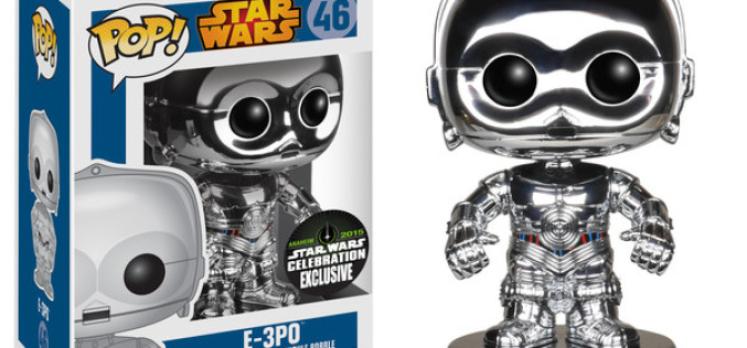 Funko Star Wars Celebration 2015 Pop! Vinyl Exclusives