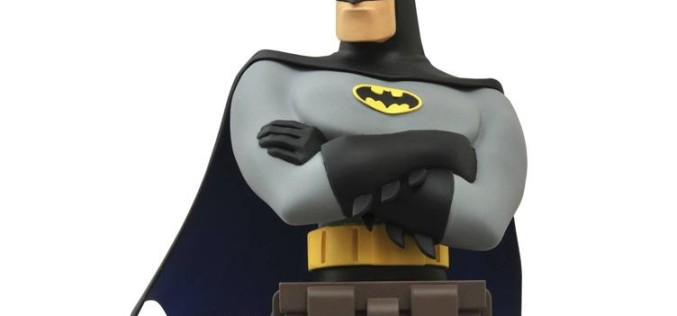 Diamond Select Toys Summer 2015 Solicitations –  Batgirl, Clerks, Slimer, NBX & More