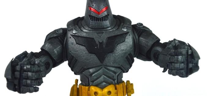 DC Collectibles Greg Capullo Designer Series Thrasher Suit Batman Figure Review