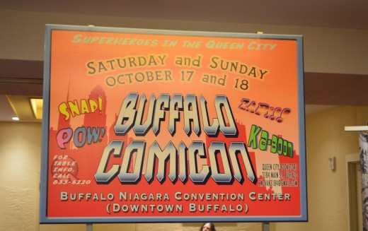 Buffalo Comic-Con 2015 Coverage
