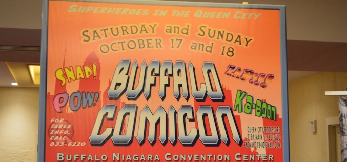 Buffalo Comic-Con 2015 Coverage