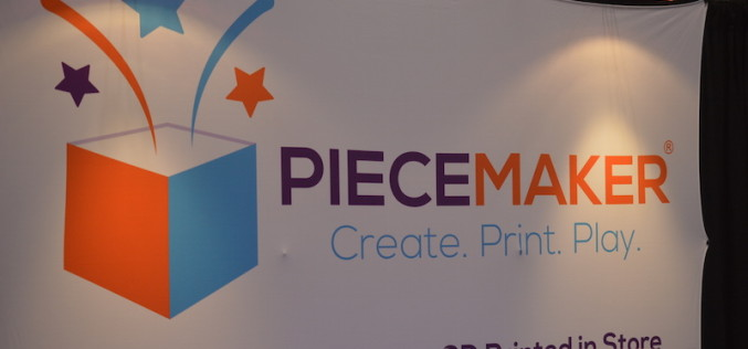 "NYTF 2015 – PieceMaker Brings 3D Printing To Toys ""R"" Us Stores"