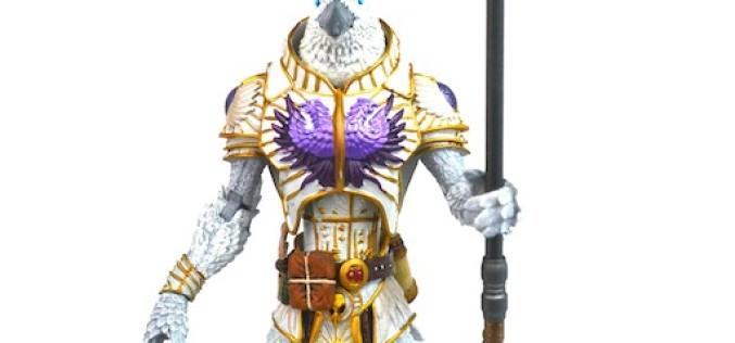 Four Horsemen Gothitropolis Ravens Nonus Hrabban & The White Battle Pack Review