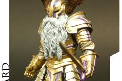Four Horsemen Studios Mythic Legions Sir Valgard & Weapons Pack #1