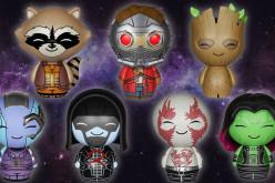 Guardians Of The Galaxy Dorbz Headed Your Way