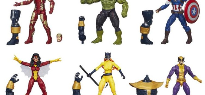 Hasbro Marvel Legends Avengers Infinite Series In Stock At Amazon