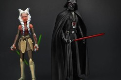 Hasbro Star Wars Rebels Ahsoka Tano & Darth Vader Figures Announced