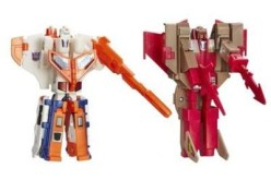 Hasbro Transformers Platinum Edition Astrotrain & Blizwing Figures Announced