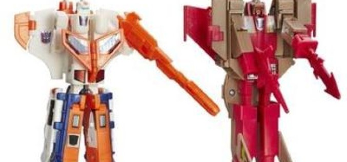 Hasbro Transformers Platinum Edition Astrotrain & Blizwing Figures Announced