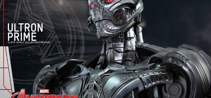 Hot Toys Avengers Ultron Prime Sixth Scale Figure Pre-Orders Now Available