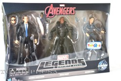 "Marvel Legends Toys ""R"" Us Exclusive Agents Of Shield 3-Pack Review"