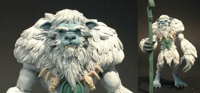 Masters Of The Universe Classics 200X King Chooblah Figure Revealed