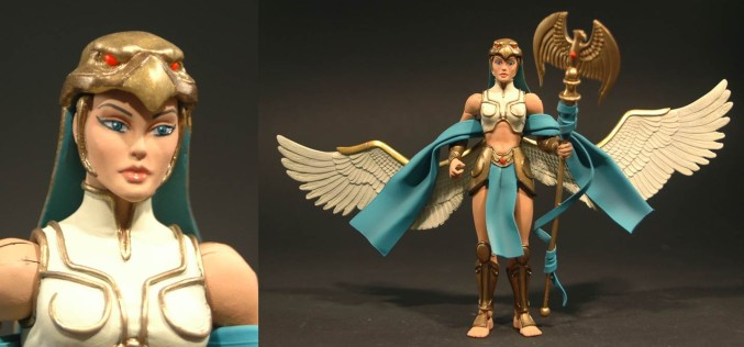 Masters Of The Universe Classics 200X Queen Grayskull Figure Revealed