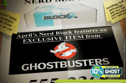 Nerd Block Announces Ghostbusters Exclusive Coming April 2015