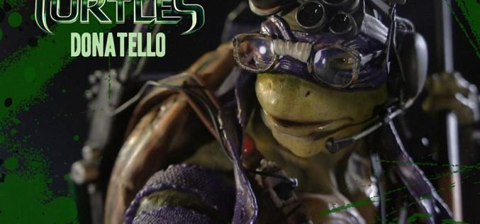 Prime 1 Studio Teenage Mutant Ninja Turtles Movie Donatello Statue