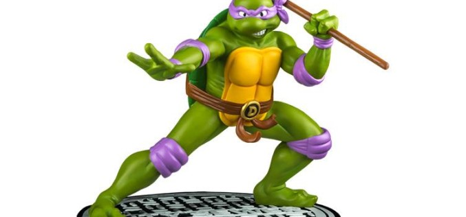 Teenage Mutant Ninja Turtles Donatello Limited Edition Statue From Ikon Collectibles