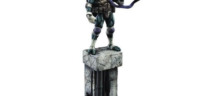 Teenage Mutant Ninja Turtles PVC Statue – Donatello