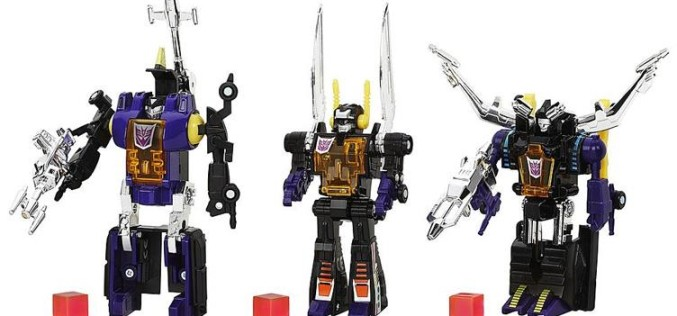 Hasbro Transformers Platinum Edition Insecticons 3-Pack Figures