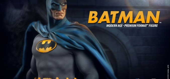 Batman Modern Age Premium Format Figure Preview