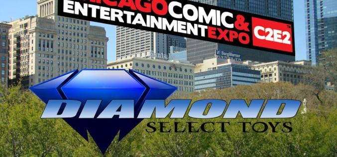 Diamond Select Toys Heads To Chicago's C2E2 Next Week