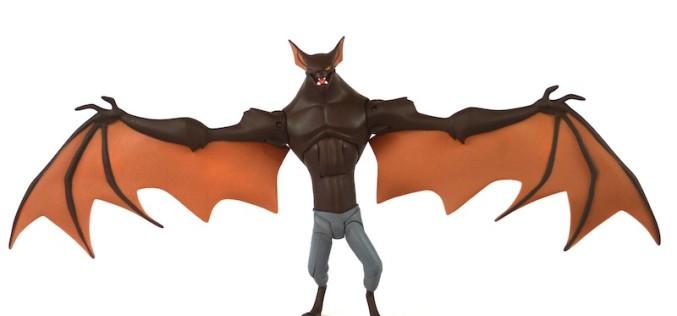DC Collectibles Batman The Animated Series Man-Bat Review
