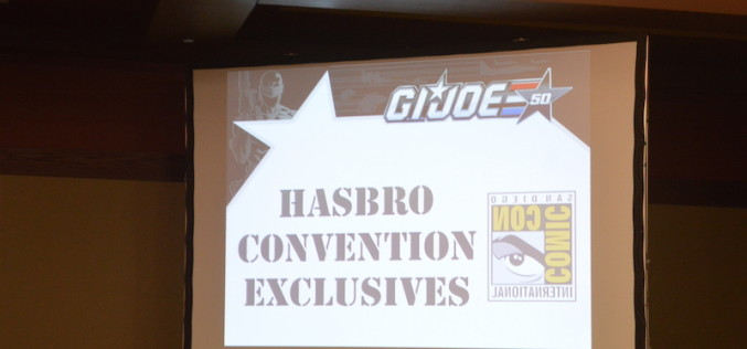 G.I. JoeCon 2015 – Hasbro SDCC Reveals, Pricing & More