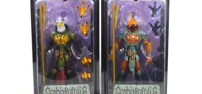 Four Horsemen Gothitropolis Ravens Griffus & Phoenius Review