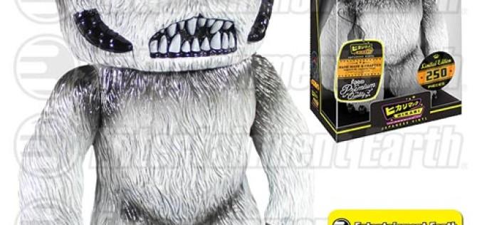 Funko Hikari Friday – Star Wars Wampa Grey Skull Premium Hikari Sofubi Vinyl Figure – Entertainment Earth Exclusive