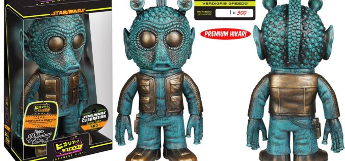 Funko Star Wars Celebration 2015 Hikari Exclusives Announced